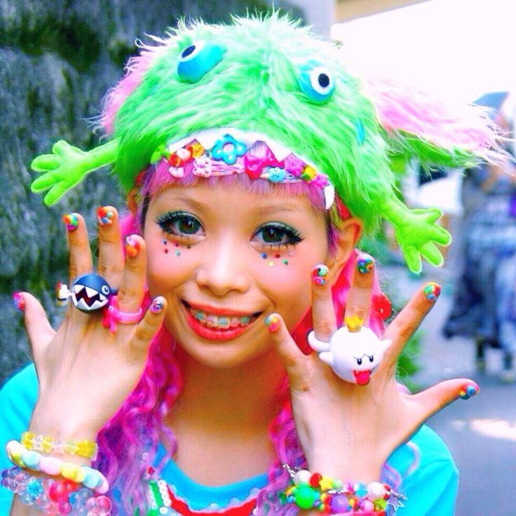Best Harajuku Fashion S D Images On Pinterest Harajuku