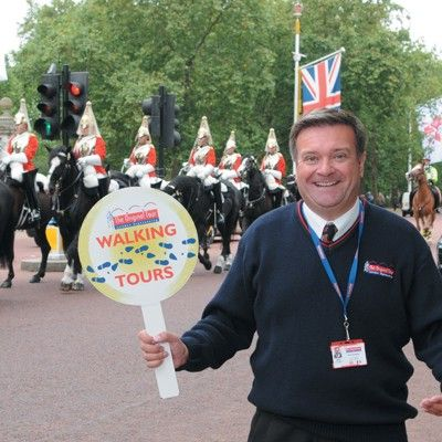 how to become a london tour guide