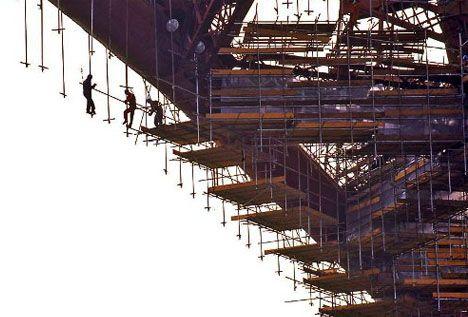 scaffolding furniture - Google Search