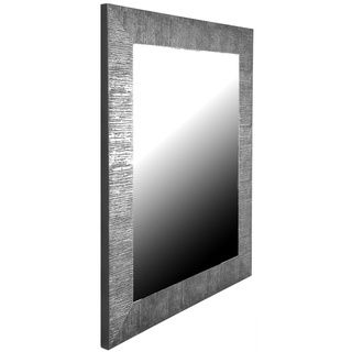 American Made Rayne Silver City Wall Mirror | Overstock.com Shopping - Great Deals on Mirrors