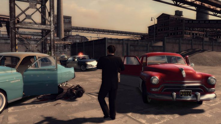Mafia 2 Full Version Rip PC Game Free Download 3GB | Full Version ...