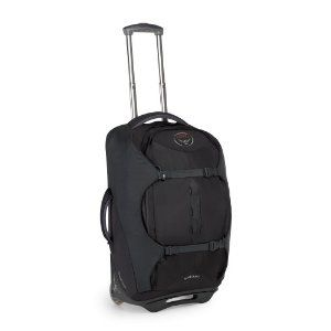 Wheeled backpack review