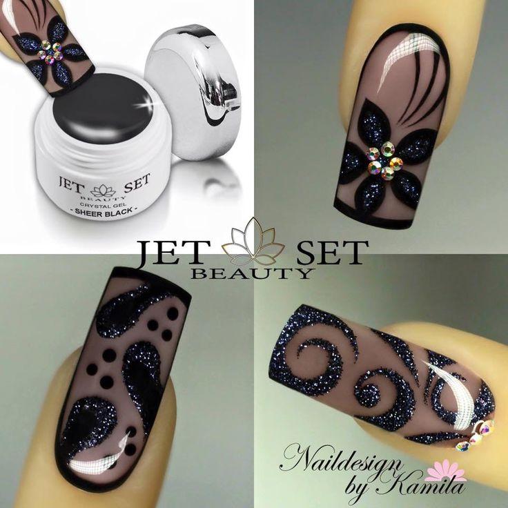 Mejores 2656 imágenes de Nail art en Pinterest | Diseños artísticos ...