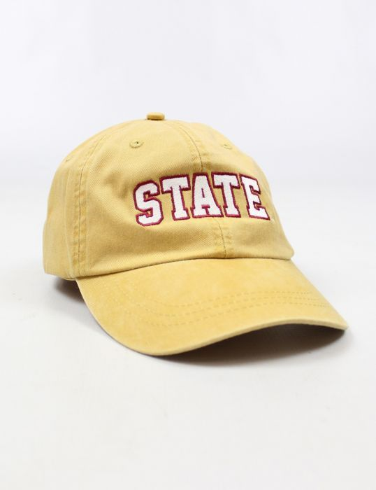 Let everyone know you are cheering for the Iowa State Cyclones in this go-to hat!