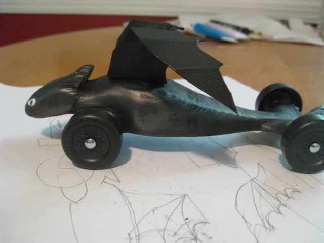 how to train your dragon pinewood derby car joined tue feb 02 2010 - Pinewood Derby Car Design Ideas