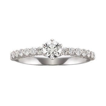 ロイヤルエンゲージ リング|AHKAH mariage(アーカー公式ブライダルサイト)