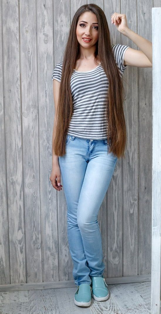 Long hair fixation