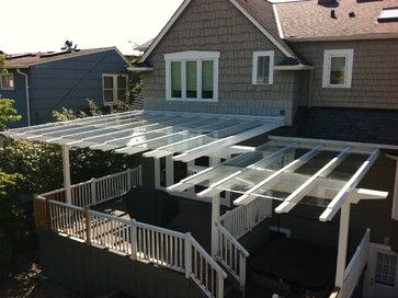 Canopies & Porch Covers - craftsman - gazebos - seattle - by Solarium/Skylight Inc
