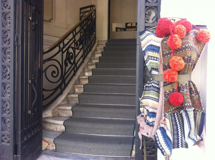 Maniquí temporada de invierno. Tienda Ají, Diseño Imprescindible.