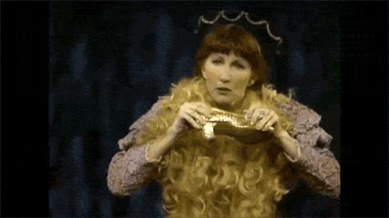 Joanna Gleason as The Baker's Wife in Into the Woods