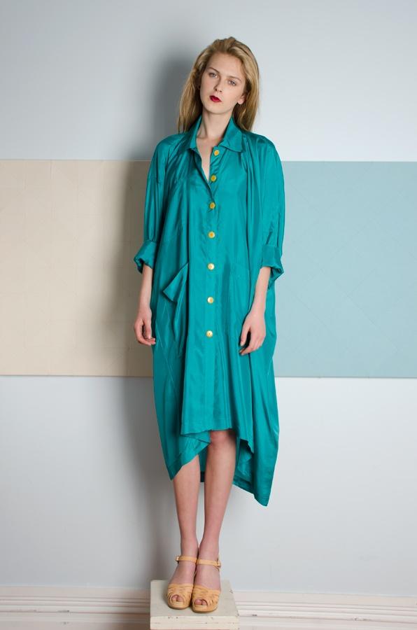 River Niger Shirt Dress