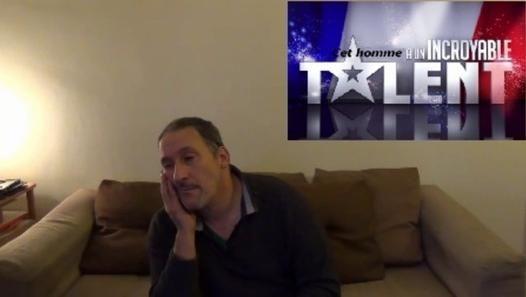Ce mec a un incroyable talent ! - Vidéo Dailymotion Entrainement sur le Web avant l'émission !  ATTENTION !! N'imitez surtout pas ce sportif de haut niveau.