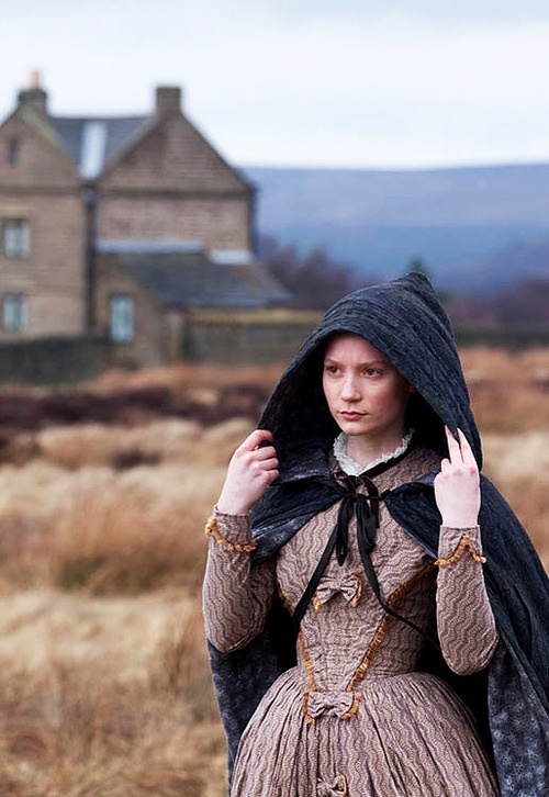 Jane Eyre (2011) #Movie with Mia Wasikowska as Jane #CostumeDesign by Michael O'Connor