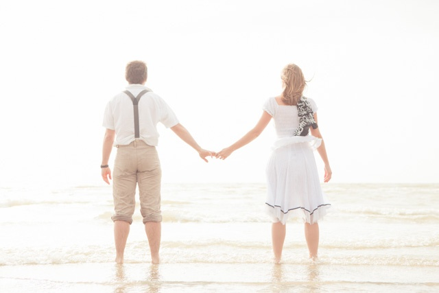 les moineaux de la mariée pam est là photographe nord france plage de berck séance engagement love session