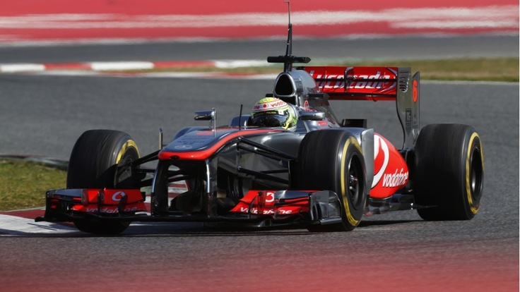 F1: Barcelona Day Two - Perez Quickest For McLaren http://RacingNewsNetwork.com/2013/02/20/f1-barcelona-day-two-perez-quickest-for-mclaren/