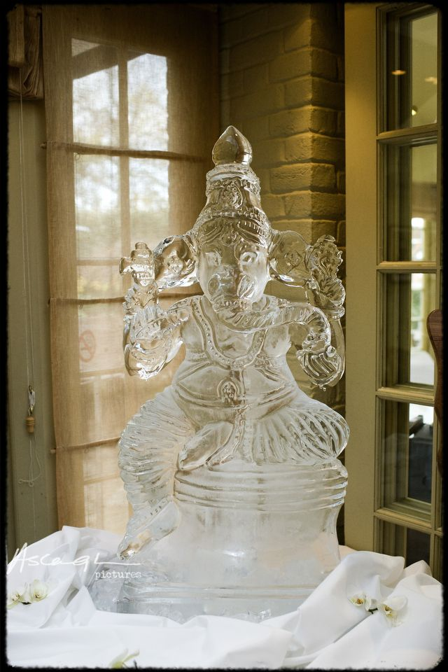 Ice sculpture #icesculpture