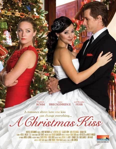 A Christmas Kiss  On ION This movie is SO good!