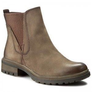 Magasított cipő TAMARIS - 1-25373-27 Cigar 314