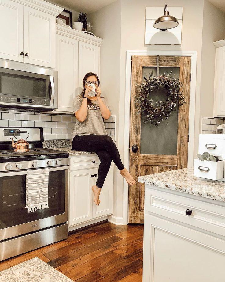 Themes For Kitchen Decor Ideas Cute Kitchen Decor Kitchen Decor Turquoise Kitchen Decor Teal Kitchen Decor Themes Coffe 2020 Dekor Ev Planlari Mutfak Fikirleri
