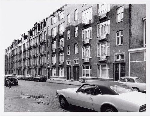 Bankastraat, Indische Buurt, Amsterdam Oost