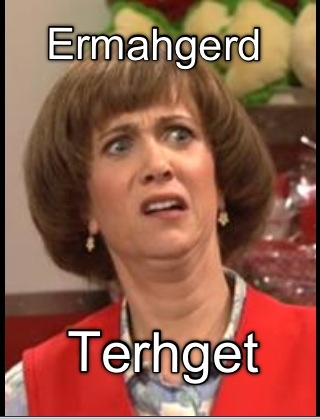 THIS is the ORIGIN of the Ehrmergerd....Kristin Wiig SNL...