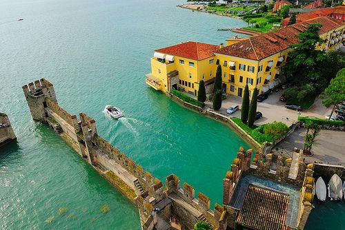 Sirmione. Lake Garda. Italy