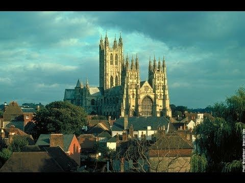 ▶ Beautiful Canterbury Cathedral and The Canterbury Tales - YouTube
