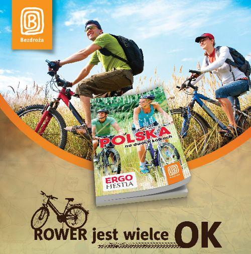 Od 16 do 22 września z okazji Europejskiego Tygodnia Zrównoważonego Transportu książki o tematyce rowerowej i biegowej z rabatem do 25%! #bezdroza