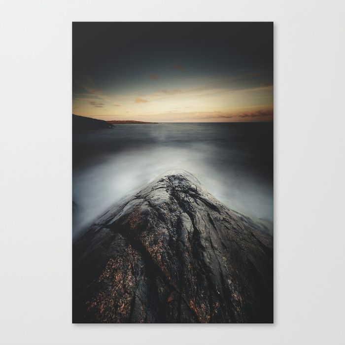 I´m a collider Canvas Print by HappyMelvin | Society6