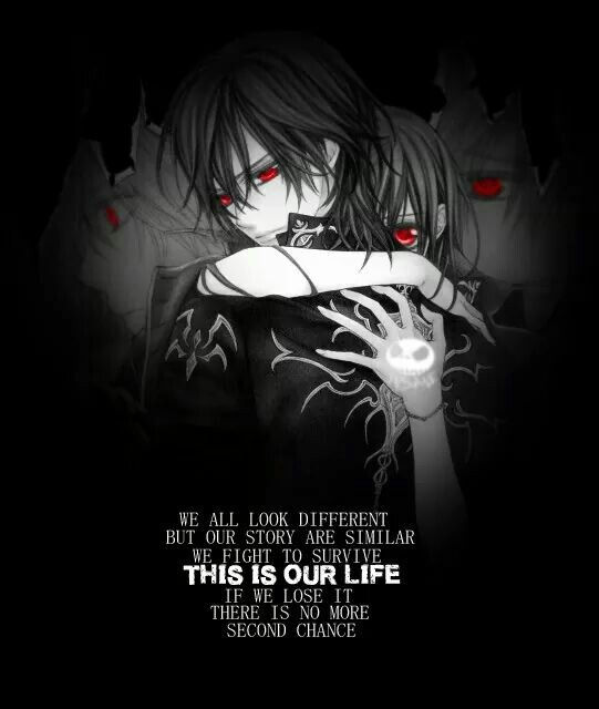 vampire knights quotes anime pinterest knight