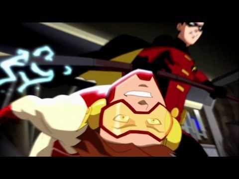 Young Justice Invasion (My Songs Know What You Did In The Dark) Yeah, I love this. It's fantastic. Love the song, love the Young Justice SO SO much!!