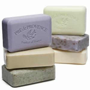 Pre de Provence Large French Bath Soap (250g)  quadruple milled.