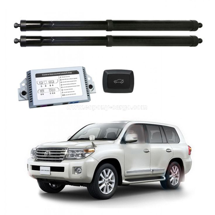 Smart Auto Electric Tail Gate Lift for Toyota Land cruiser