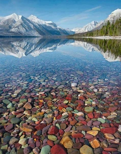 Lake McDonald - Montana | Full Dose