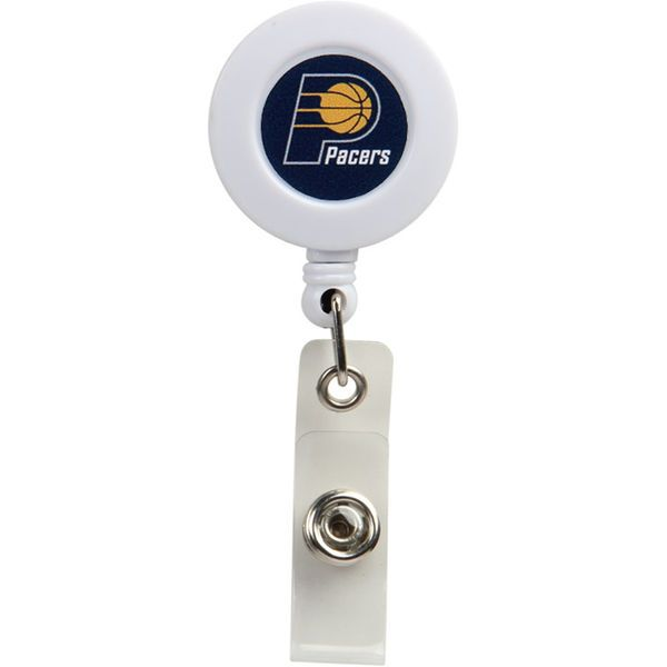 Indiana Pacers Badge Reel - White - $3.99