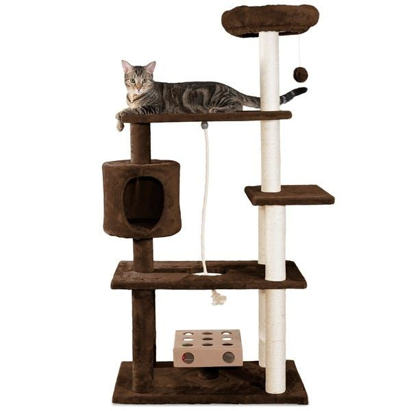 Overstock Com Online Shopping Bedding Furniture Electronics Jewelry Clothing More Cat Tree House Tree House Diy Tree House Designs