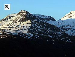 Fannaråken & other mountains in Hurrungane. Hope we meet again this summer!