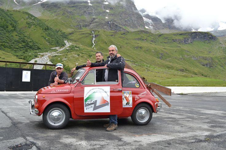 Primo Raduno FIAT 500 Cinquino nella Valle del Cervino 2014 ritrovo a Chatillon loc. Perolle ( Aosta Valley ) Alberto, Roby & Riki i Cinquecentiti della Valtournenche 03/08/2014  FIAT 500 CLUB ITALIA COORDINAMENTO DI CREMONA #valtournenche #breuilcervinia #cervino #aostavalley #enjoycervino #summeradrenaline #fiat500 #fiat500owners #fontina #dreamcar #finally #happy #loveit #car #minicar #italiancars #fiat