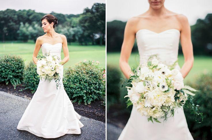 Rainy USNA & Chartwell Country Club wedding on film by Annapolis, Maryland photographers Davey & Krista Jones