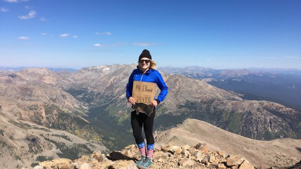 Mt Elbert Tallest 14er in Colorado Colorado 14ers