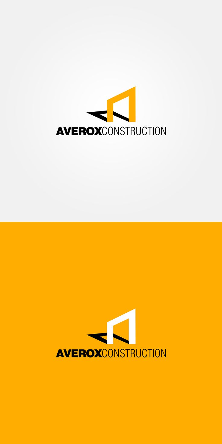 Logo design for a construction company..