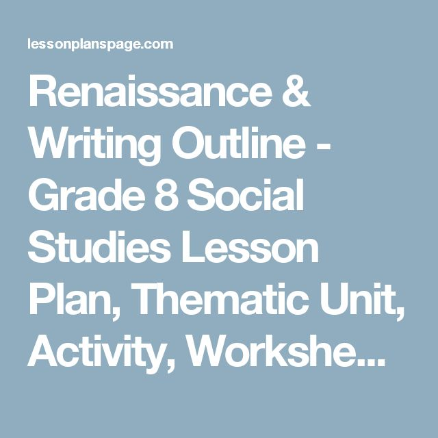 The 25+ best Lesson plan outline ideas on Pinterest - lesson plan