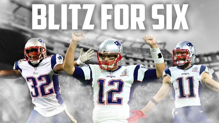 """Patriots    """"Blitz for Six"""" ᴴᴰ   2017 Pump Up"""
