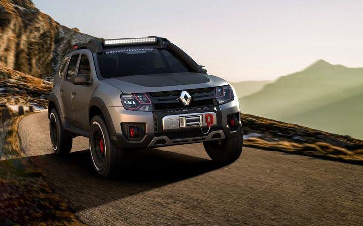 Le Dacia Duster et Sandero gonflent les ventes de Renault en 2016