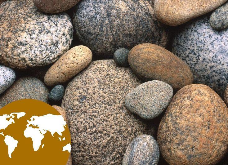 Que son as rochas? ¿Como son as rochas? Que usos teñen?