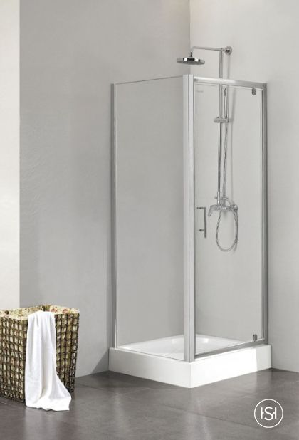 1000 ideas about shower enclosure on pinterest walk in quadrant shower enclosures and glass - Hamper solutions for small spaces minimalist ...