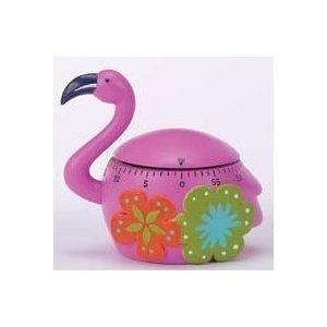 Flamingo kitchen timer