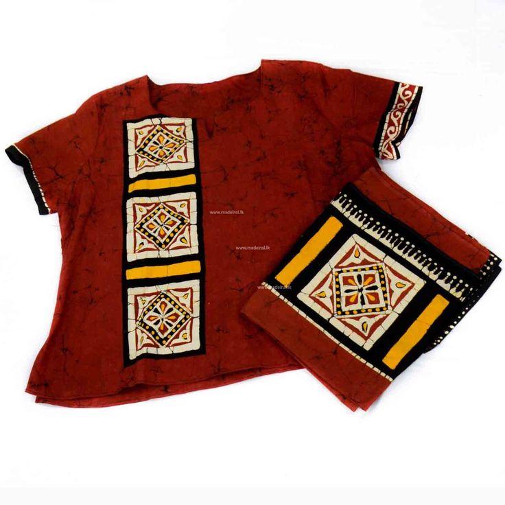 Batik Lungi 4