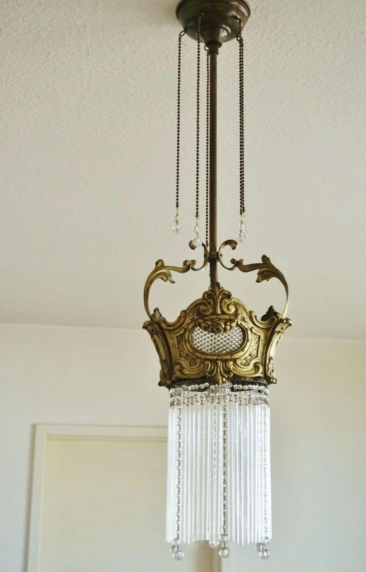 Ebayde Itm Jugendstil Deckenlampe