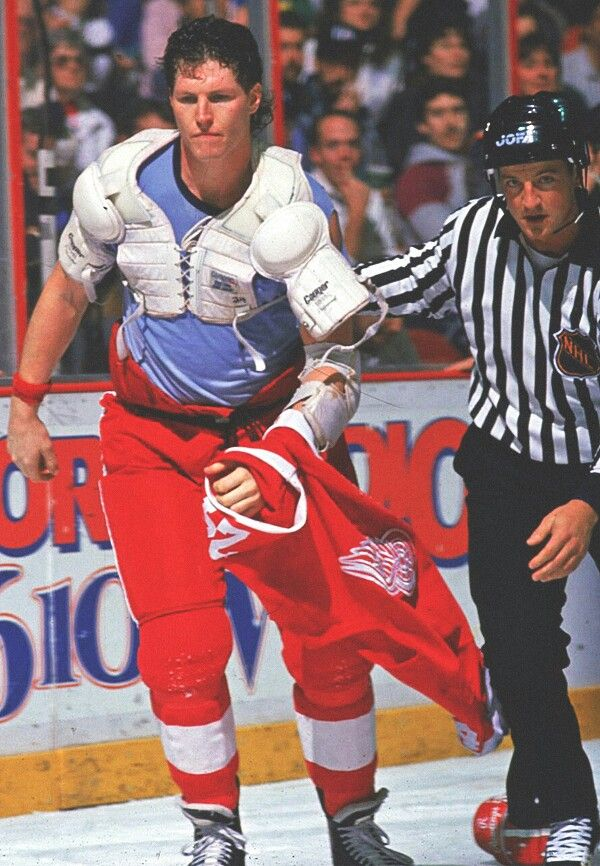 Bob Probert...Detroit Muscle